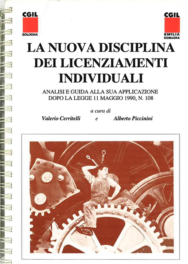 nuova disciplina licenziamenti individuali