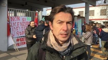 Il tribunale di Ferrara ordina la reintegrazione del sindacalista Luca Fiorini