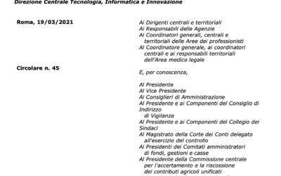 Circolare INPS su riproporzionamento della durata dei permessi per legge 104/92